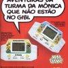 Propaganda Mini Games Turma da Mônica 1991