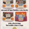 Propaganda Mini Games Tec Toy 1992