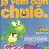 Propaganda Sapo Xulé 1995