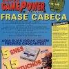Concurso SuperGamePower Frase Cabeça 1994