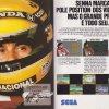 Propaganda Ayrton Senna's Super Monaco GP 1992