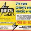 Propaganda Thunder Games 1994
