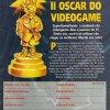 Propaganda 2º Oscar de Videogame 1998