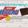 Promoção Nescau 1993