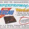 Promoção Nescau VideoGame 1993