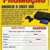 Propaganda Promoção SuperGamePower 2005