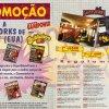 Promoção Supergamepower Bubbaloo 1997