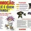 Propaganda Promoção SuperGamePower 2002