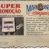 Propaganda Mario Bros Brinquedos 1993