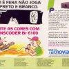 Propaganda Tecnovideo 1991