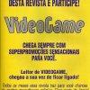 Propaganda Revista VideoGame 1993