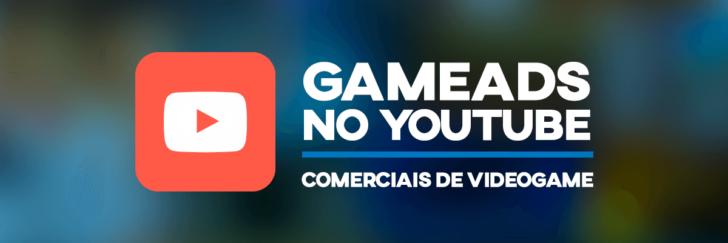 Comerciais de Videogame