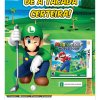 Propaganda Mario Golf World Tour - Saraiva 2014