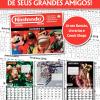 Propaganda Calendário Nintendo World 2015