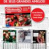 Propaganda Calendário Nintendo 2016