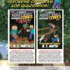 Propaganda Minecraft Comics 2015
