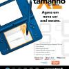 Propaganda Nintendo DSi XL 2016