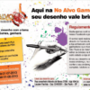Propaganda No Alvo Games 2013