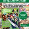 Propaganda Pôster Nintendo World 2015