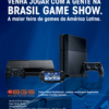 Propaganda PlayStation Brasil Game Show 2013