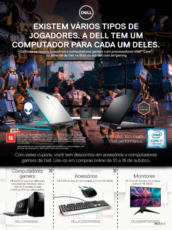 Propaganda Dell - Guia BGS 10