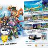 Propaganda Super Smash Bros for Wii U 2015