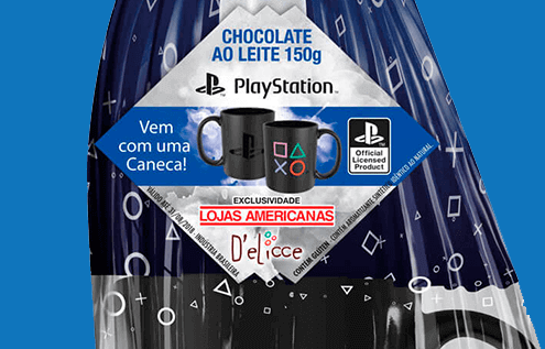 Ovo de Páscoa PlayStation