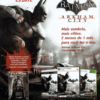 Propaganda Batman Arkham City - Revista PlayStation 155