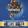 Favoritos - PlayStation 234