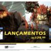 Lançamentos PS4 (Saraiva) - PlayStation 189