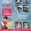 Le biscuit - PlayStation 189