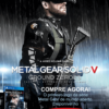 Metal Game Solid V Ground Zeroes (Pontofrio) - PlayStation 191