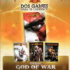 Propaganda Cadernos God of War (Tilibra) - Revista PlayStation 160