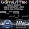 Propaganda GamesMix - Revista PlayStation 159