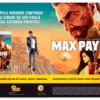 Propaganda Max Payne 3 (Saraiva) - Revista PlayStation 162
