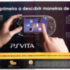 Propaganda PS Vita Saraiva - Revista PlayStation 160