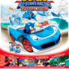 Propaganda Sonic & All-Stars Racing Transformed - Revista PlayStation 169