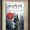 Propaganda livro Assassin's Creed A Cruzada Secreta - Revista PlayStation 165
