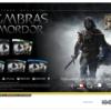 Sombras de Mordor (Saraiva) - PlayStation 196