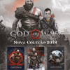 Coleção God of War (Tilibra) - PlayStation 241