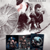 Coleção God of War (Tilibra) - PlayStation 243