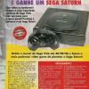 Concurso Sega Saturn - Jornal Sega Mania 17