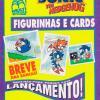 Figurinhas e Card Sonic the Hedgehog - Jornal Sega Mania 06