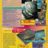 Multi-Mega CDX e Sega Saturn - Jornal Sega Mania 16