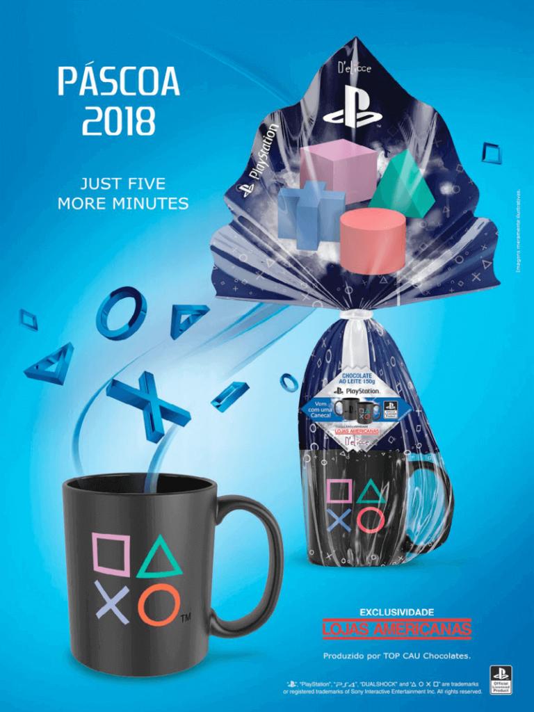 Páscoa PlayStation 2018 - PlayStation 242