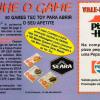 Promoção Seara e Pizza Hut - Jornal Sega Mania 06
