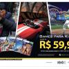 Games para Kinect (Saraiva) - Revista Oficial Xbox 104