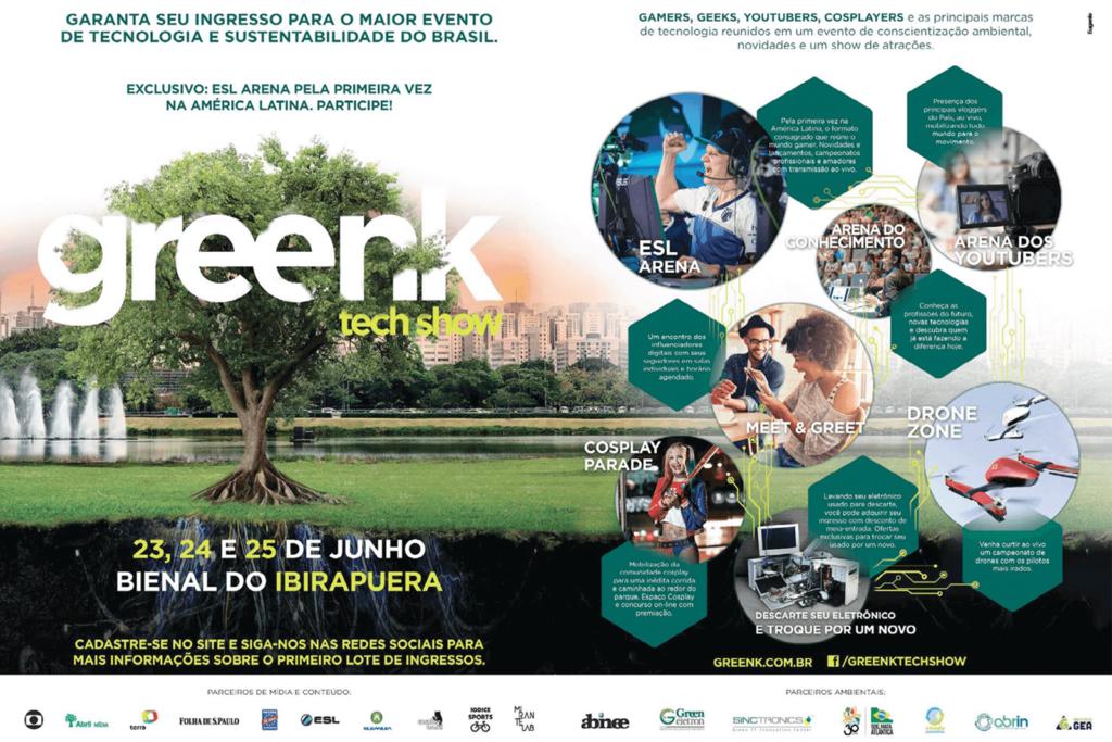 Greenk Tech Show - Revista Oficial Xbox 132