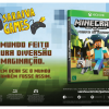 Minecraft (Saraiva) - Revista Oficial Xbox 123