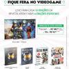 Promoção Editora Europa - Revista Oficial Xbox 134